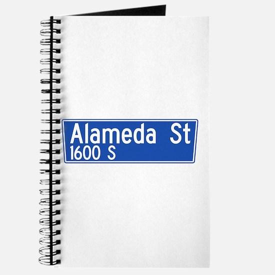 Alameda St., Los Angeles - USA Journal