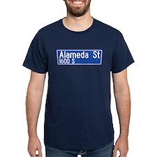 Alameda St., Los Angeles - USA T-Shirt