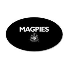 Magpies NUFC- Full Bleed Wall Sticker