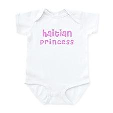 Haitian Princess Onesie