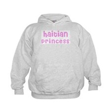Haitian Princess Hoodie