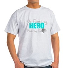 Fiance is my Hero T-Shirt