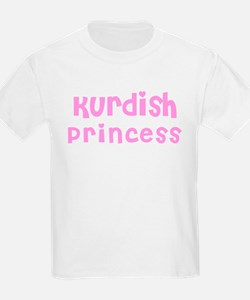 Kurdish Princess Kids T-Shirt