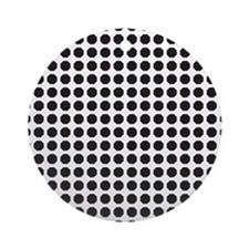 Dots Ornament (Round)