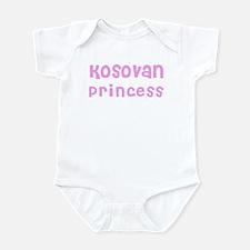 Kosovan Princess Onesie