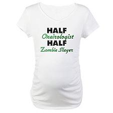 Half Oneirologist Half Zombie Slayer Shirt