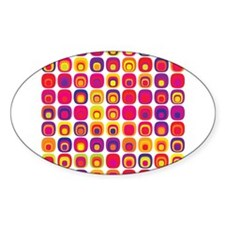 Colorful Tile Pattern Decal