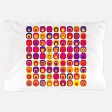 Colorful Tile Pattern Pillow Case