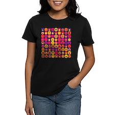 Colorful Tile Pattern T-Shirt
