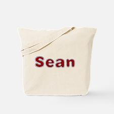 Sean Santa Fur Tote Bag