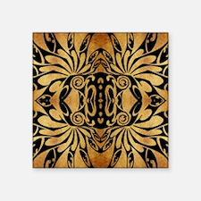 "african primitive tribal  Square Sticker 3"" x 3"""
