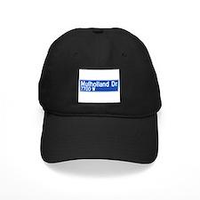 Mulholland Dr., Los Angeles - USA Baseball Hat