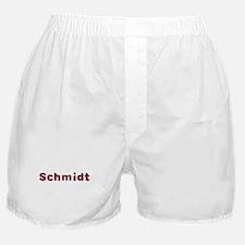 Schmidt Santa Fur Boxer Shorts