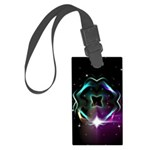Mystic Prisms - Clover - Large Luggage Tag