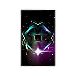 Mystic Prisms - Clover - 3'x5' Area Rug