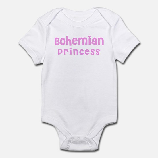 Bohemian Princess Infant Bodysuit