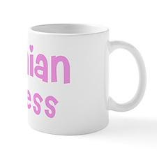Bohemian Princess Small Mug