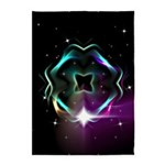 Mystic Prisms - Clover - 5'x7'Area Rug