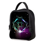 Mystic Prisms - Clover - Neoprene Lunch Bag