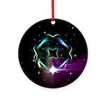 Mystic Prisms - Clover - Ornament (Round)