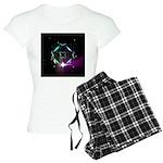 Mystic Prisms - Clover - Women's Light Pajamas