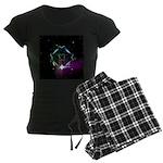 Mystic Prisms - Clover - Women's Dark Pajamas