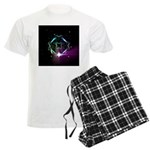 Mystic Prisms - Clover - Men's Light Pajamas