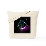 Mystic Prisms - Clover - Tote Bag