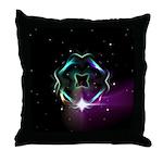 Mystic Prisms - Clover - Throw Pillow