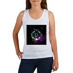 Mystic Prisms - Clover - Women's Tank Top