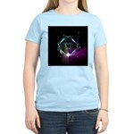 Mystic Prisms - Clover - Women's Light T-Shirt