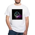 Mystic Prisms - Clover - White T-Shirt