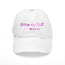 Baltic Russian Princess Baseball Baseball Cap