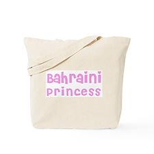 Bahraini Princess Tote Bag