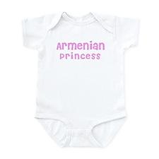 Armenian Princess Onesie