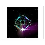 Mystic Prisms - Clover - Small Poster