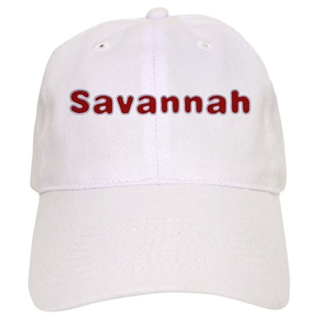Savannah Santa Fur Baseball Cap