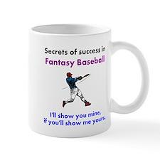 Fantasy Baseball Secrets Mug