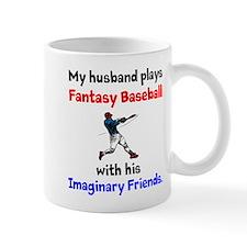 Husband's Imaginary Friends Mug