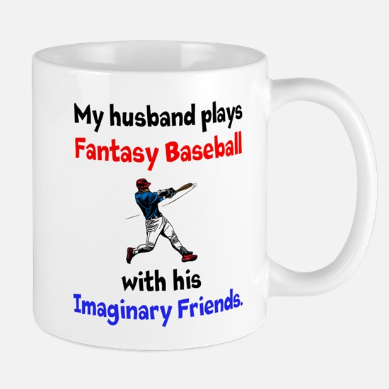 Husband's Imaginary Friends Mug