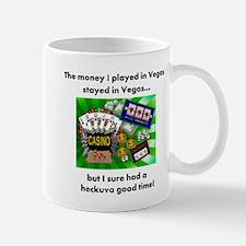 Vegas heckuva good time Mug