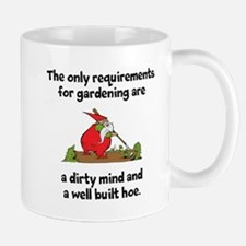 Gardening Requirements Mug