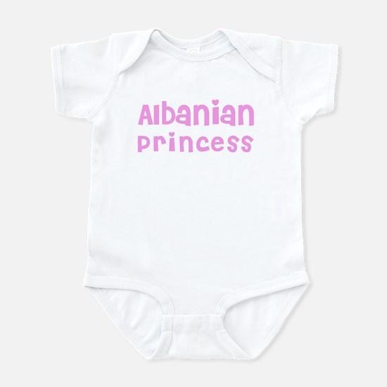 Albanian Princess Infant Bodysuit