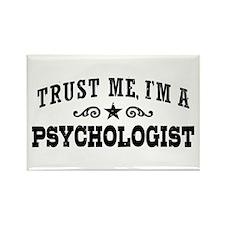 Psychologist Rectangle Magnet