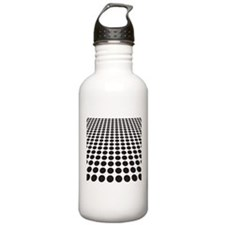 Optical Dots Water Bottle