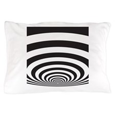 Optical Illusion Pillow Case