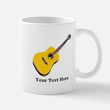 Guitar Personalized Mug