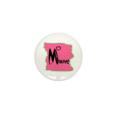 MWAH! Mini Button (10 pack)