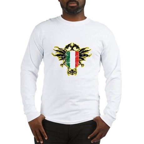 Italia Regal Long Sleeve T-Shirt