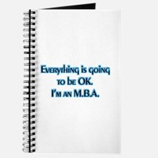 OK I'm an MBA Journal